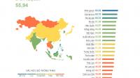 Bài khảo sát được thực hiện trên toàn cầu bởi hơn 950.000 người trưởng thành đến từ 72 quốc gia và vùng lãnh thổ, đưa ra những nhận định về...