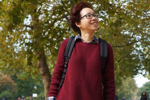 Nữ blogger 9X kể chuyện viết sách cho người trẻ