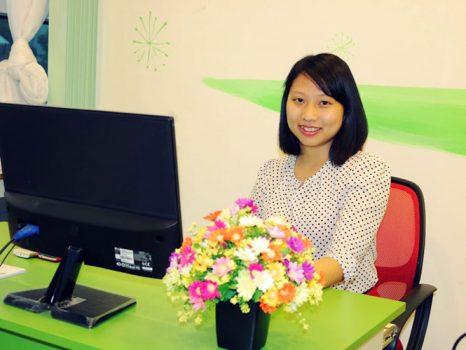 Cô gái 8x và dự án hỗ trợ sinh viên du học