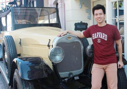 9X kết nối du học sinh giúp bạn trẻ Việt học trường của Mỹ