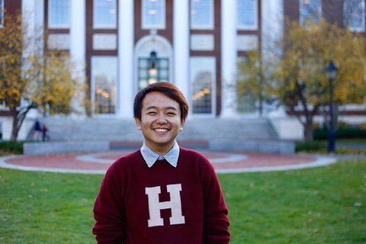"""""""Sinh viên Harvard không phải thần đồng nhưng giàu đam mê"""""""