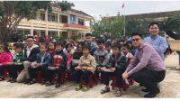 Nhằm chung tay chia sẻ những khó khăn vất vả của bà con tỉnh Bình Định, địa phương chịu thiệt hại nặng nề nhất sau trận lũ lịch sử, với...