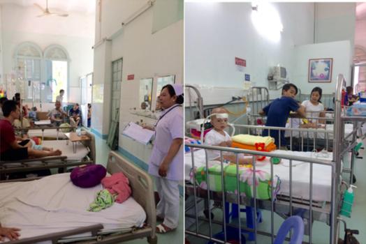 Chuyến ghé thăm khoa Ung Bướu – BV Nhi Đồng 2 TP.HCM của Hội TNSVVN tại Hoa Kỳ