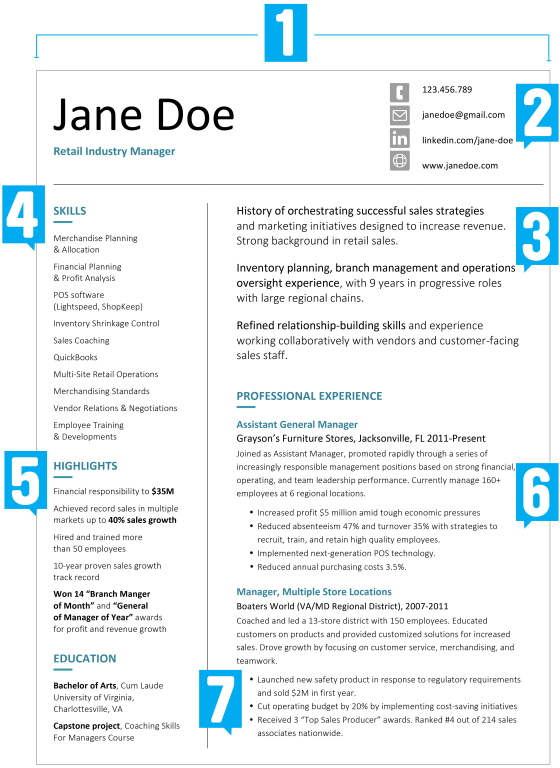 jane-doe_money-magazine_resume-template-notes1
