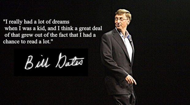 10 cuốn sách Bill Gates khuyên đọc để trở nên thành công hơn