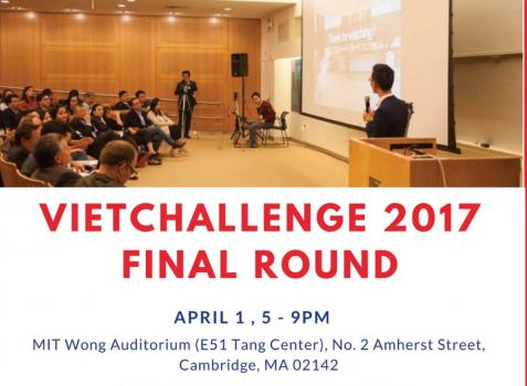 Đêm Chung kết VietChallenge 2017 – Cuộc thi Khởi Nghiệp Toàn Cầu Đầu Tiên cho người Việt