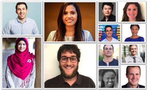 Những sinh viên MBA tiêu biểu của Stanford năm 2018