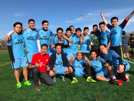 Vietnamese Midwest Soccer Tournament – Mùa xuân 2017