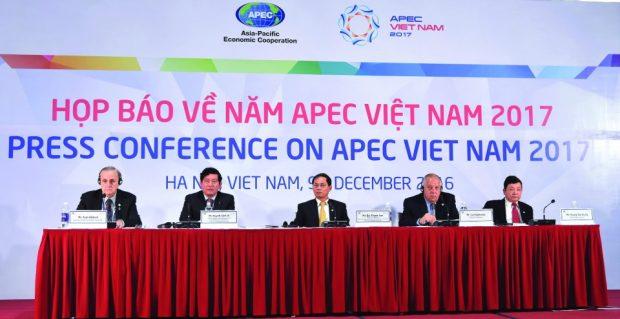 Các nước APEC vẫn có thể đạt được các lợi ích trong TPP  dù không có Mỹ tham gia