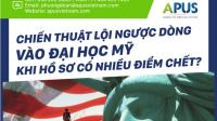 Du học Mỹ là niềm mong ước của rất nhiều bạn trẻ tại Việt Nam. Để giành tấm vé vào các trường đại học hàng đầu Mỹ đòi hỏi nỗ...