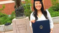 Từ Trung Quốc, Levian đã đến Hoa Kỳ theo chương trình trao đổi sinh viên nhưng cô đã quyết định ở lại để đạt được bằng cấp. Cô đã có...