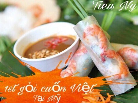 BV-03: Bài dự thi HTNM5: Quảng bá ẩm thực Việt ra nước ngoài