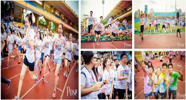 Cùng tham gia Giải chạy Connecting Viet Youth 2017 !!!