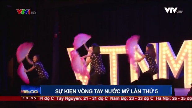 Sôi động sự kiện Vòng tay nước Mỹ lần thứ 5 của du học sinh Việt