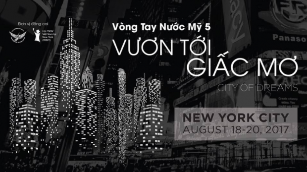 HOT!!! Form đăng kí chỗ ở VTNM 5: New York – City of Dreams