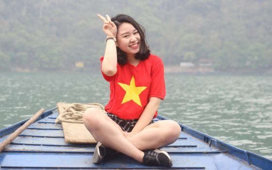BV-04: Bài dự thi HTNM5: Chuyến hành trình Văn hóa đưa bạn trở lại gần với Quê hương
