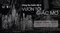 Sự kiện Vòng tay nước Mỹ 5 (VTNM5) do Hội Thanh niên Sinh viên Việt Nam (TNSV VN) tại Hoa Kỳ phối hợp với Hội TNSV VN tại New York...