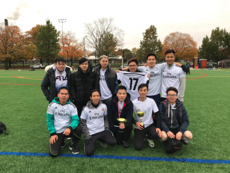 Vietnamese Midwest Soccer Tournament – Fall 2017