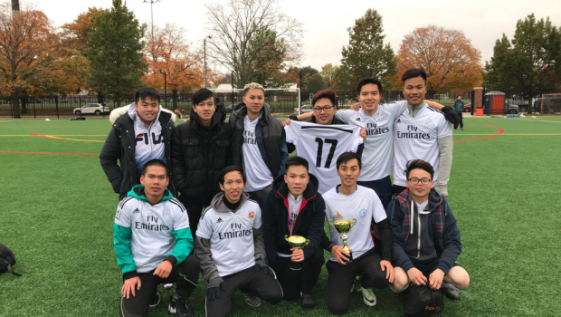 Vào thứ bảy, ngày 28 tháng 10 vừa qua, giải Bóng đá và Tennis vùng Trung Tây nước Mĩ (Vietnamese Midwest Soccer Tournament) dành cho cộng đồng thanh niên sinh...