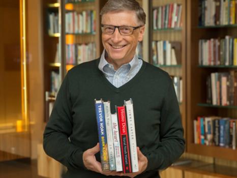 12 tựa đề sách hay Bill Gate khuyên đọc