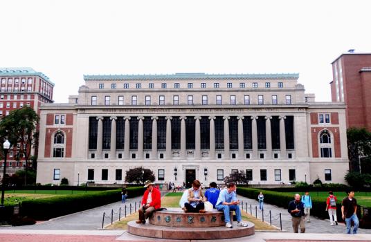 Những trường đại học hàng đầu New York năm 2018