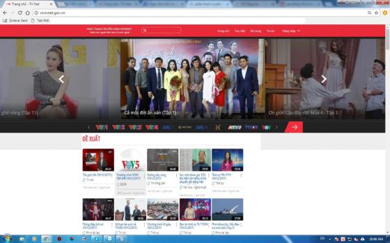 Dịch vụ Phát thanh truyền hình trên mạng Internet miễn phí cho Người Việt Nam tại nước ngoài