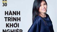 Đêm vinh danh 50 phụ nữ ảnh hưởng nhất Việt Nam của Forbes vừa qua, Ban tổ chức đã xướng tên Trương Thanh Thủy – cô gái trẻ 32 tuổi...