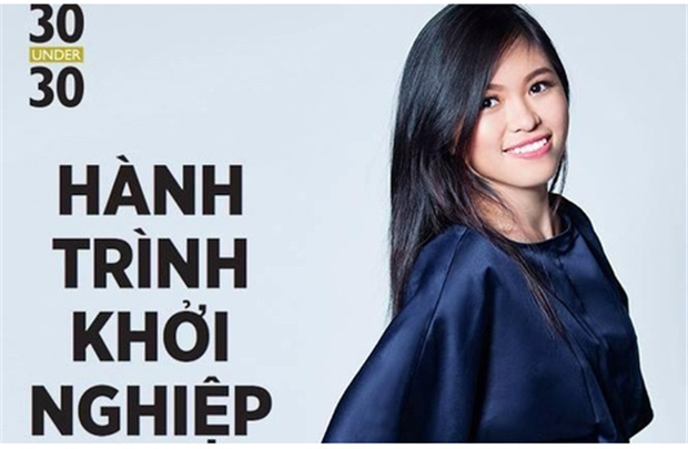 """Trương Thanh Thủy - cô gái trẻ 32 tuổi được mệnh danh """"Nữ hoàng khởi nghiệp"""""""