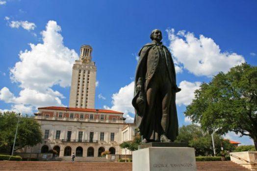 Những trường đại học tốt nhất Texas năm 2018