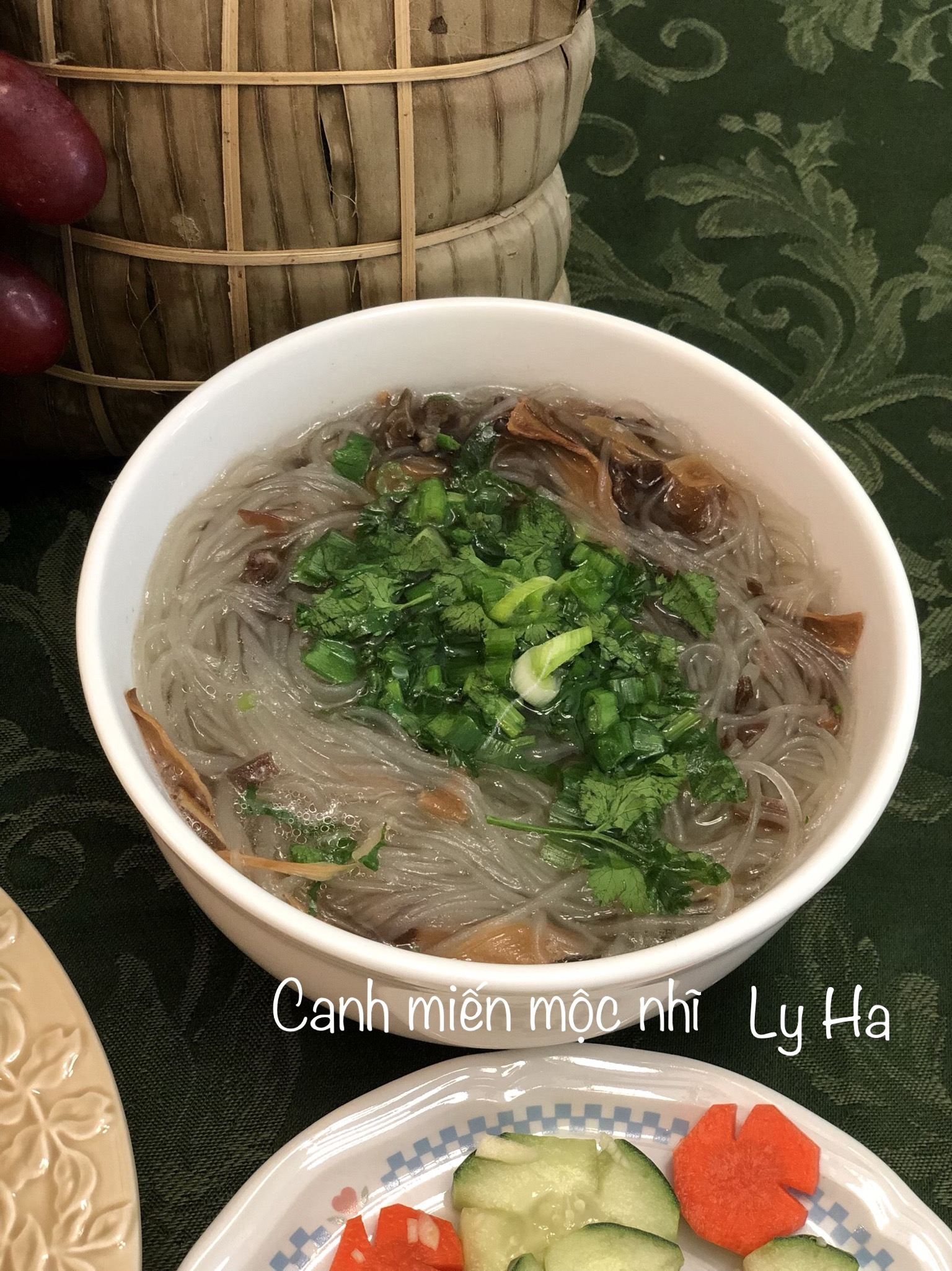 Canh miến