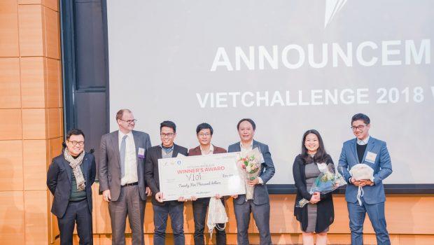 Kết quả chung kết toàn cầu VietChallenge 2018 Boston (10 Tháng 4, 2018) – Tối ngày 7 tháng 4 năm 2018 theo giờ địa phương, vòng chung kết cuộc thi...