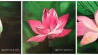 Bài dự thiHành trình nước Mỹ 6–Thể loại Tranh vẽ Tác giả:Liên Lê Tôi có một đam mê bất tận với hoa sen. Thứ bông này không chỉ gắn liền...