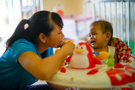 Message from Mr. Larry Borten, Founder of ChildCare Vietnam