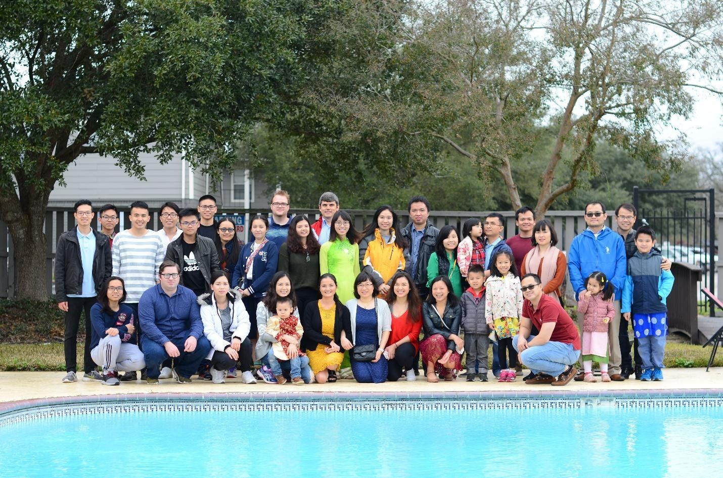 Đón tết Kỷ Hợi cùng du học sinh Việt Nam tại Đaị học Texas A&M