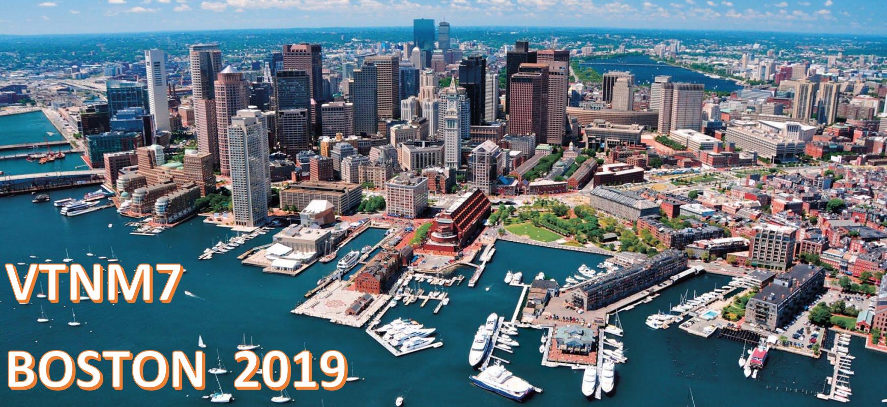 Thông báo tổ chức sự kiện Vòng Tay Nước Mỹ 7: Boston xuất sắc giành quyền đăng cai.