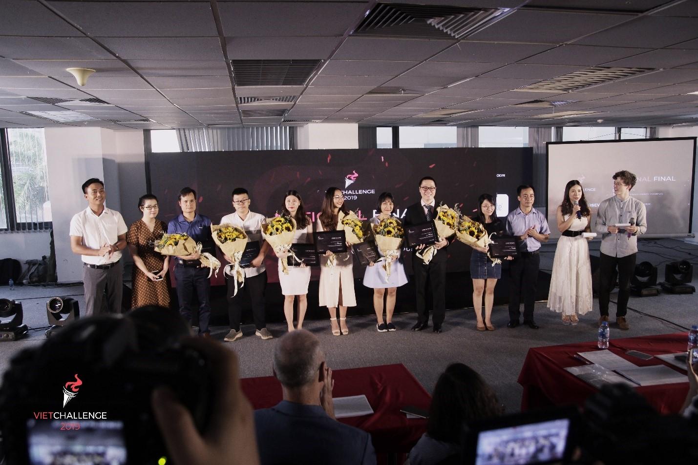 Thông cáo báo chí: Chung kết toàn quốc cuộc thi Khởi nghiệp toàn cầu VietChallenge 2019