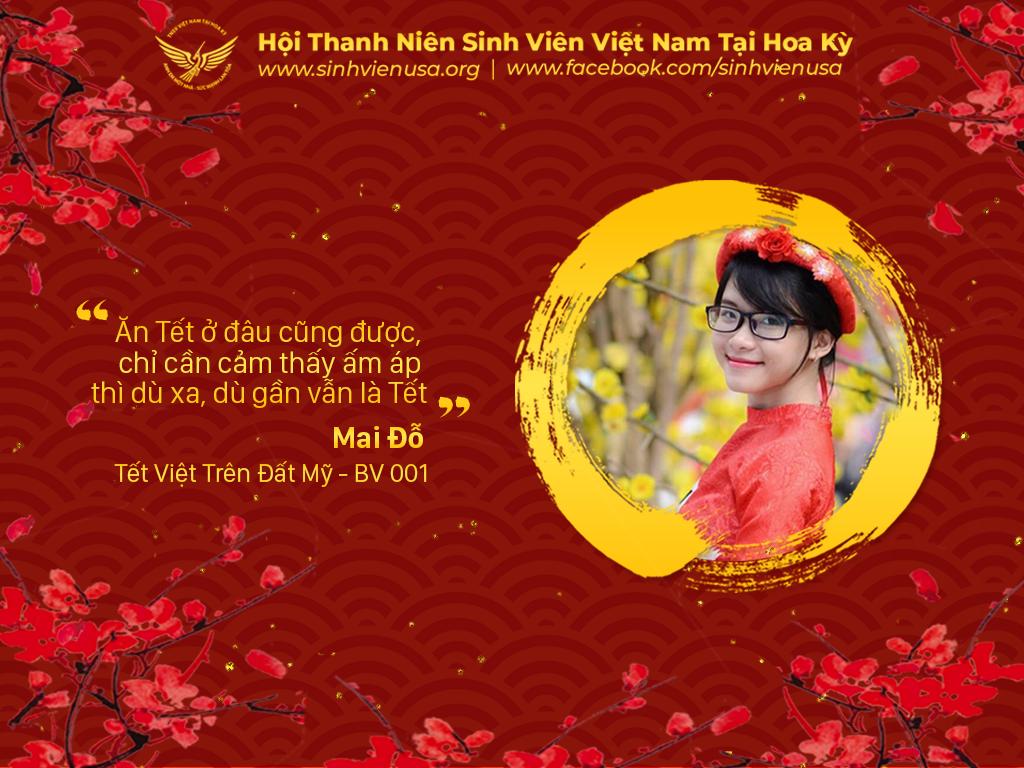 """Tết Việt Trên Đất Mỹ – BV-001 – """"Tết Ở Trong Tim Những Người Con Xa Xứ"""""""
