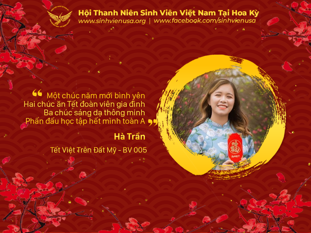 Tết Việt Trên Đất Mỹ – BV005 – MƯỜI CHÚC NĂM CANH TÝ