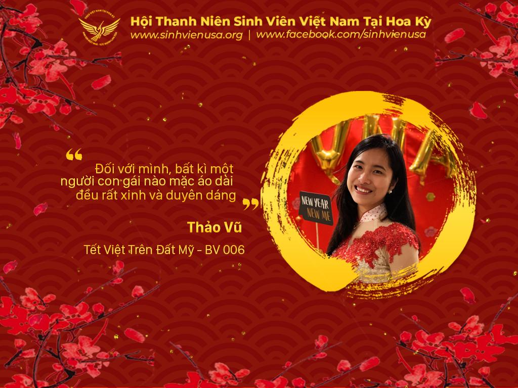 Tết Việt Trên Đất Mỹ – BV006 – Nhắc đến Tết