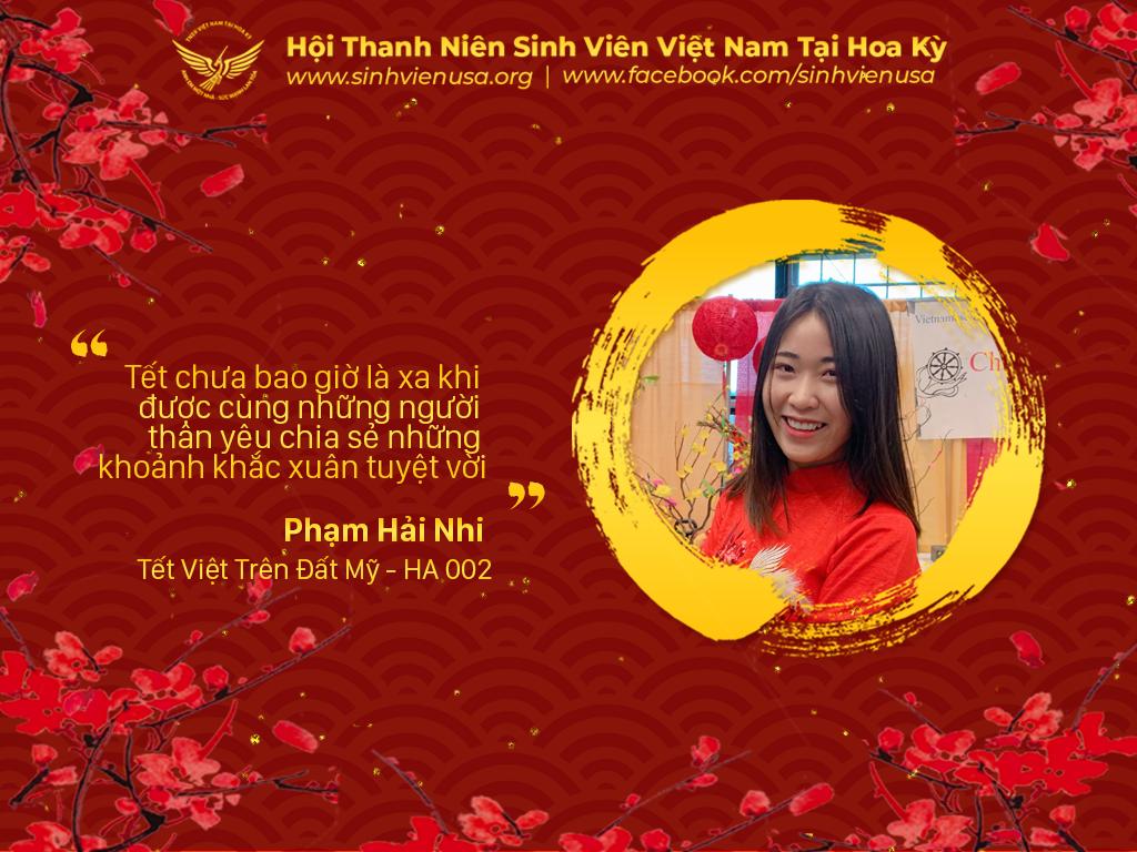 Tết Việt Trên Đất Mỹ – HA002 – Gia Đình Việt – Mỹ Đón Tết Sum Vầy