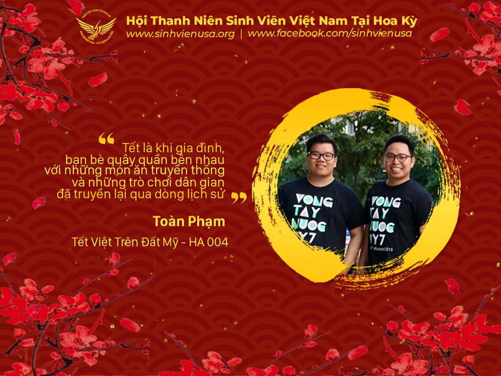 Tết Việt Trên Đất Mỹ – HA004 – Tết Về Nhà tại California