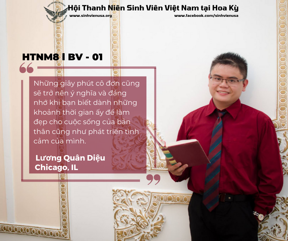 """BV-01 Bài dự thi HTNM8 """"Đi tìm nỗi cô đơn"""""""