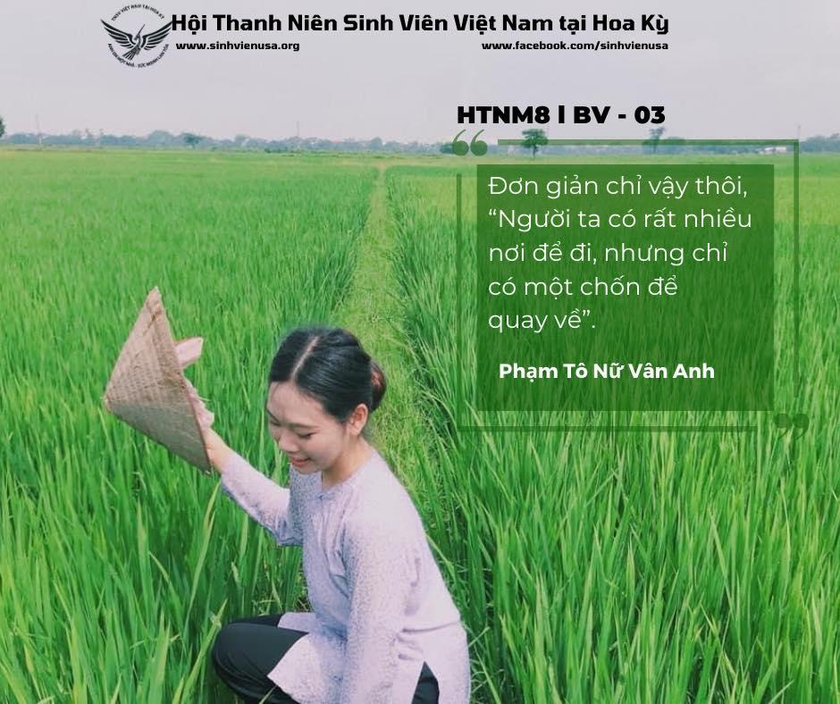"""BV-03 Bài dự thi HTNM8 """"Hạnh phúc đáng giá bao nhiêu?"""""""